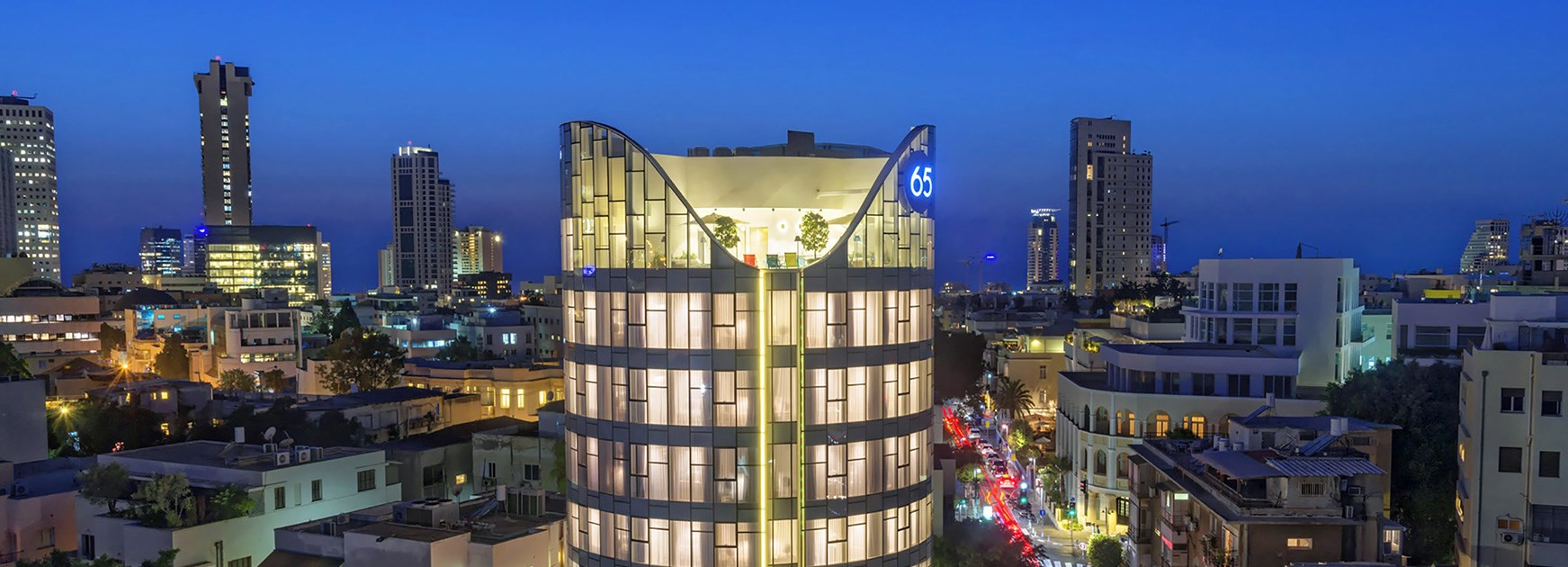 מלון 65 רוטשילד תל אביב