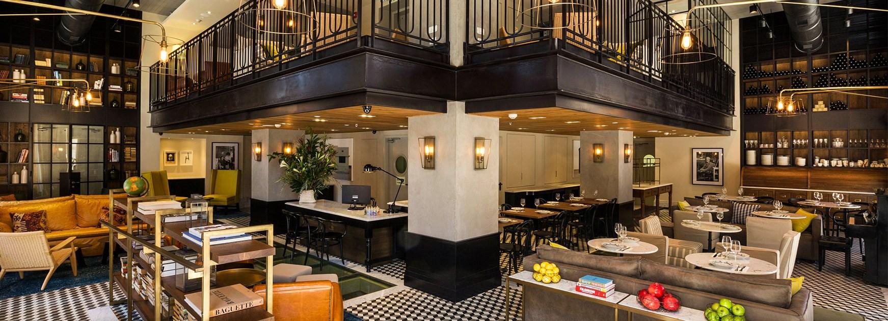 מלון מרקט האוס תל אביב