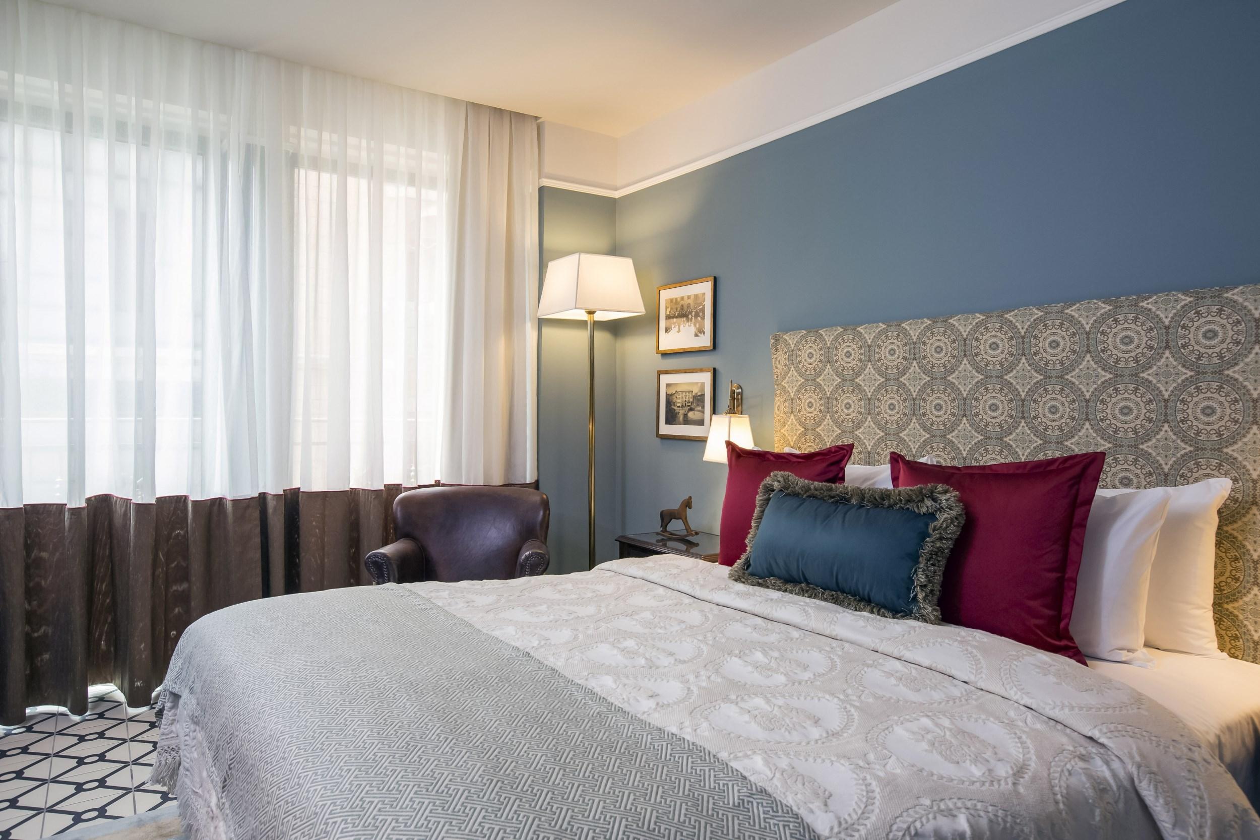 חדר זוגי מלון ארתור ירושלים
