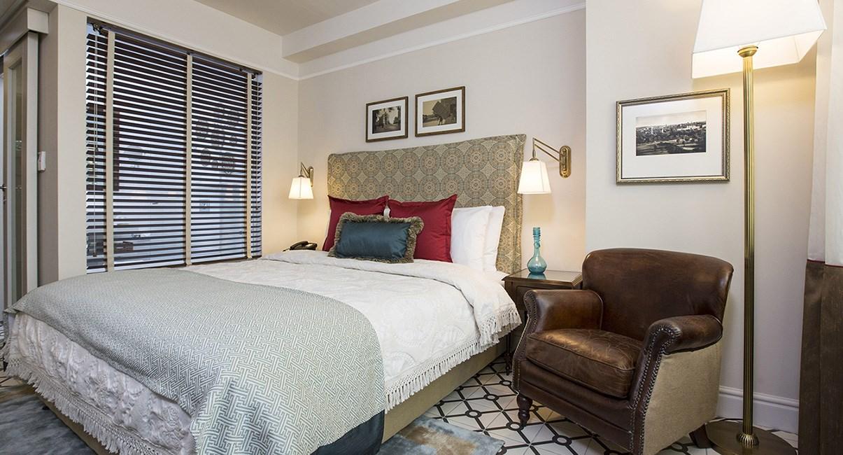 חדר במלון ארתור ירושלים