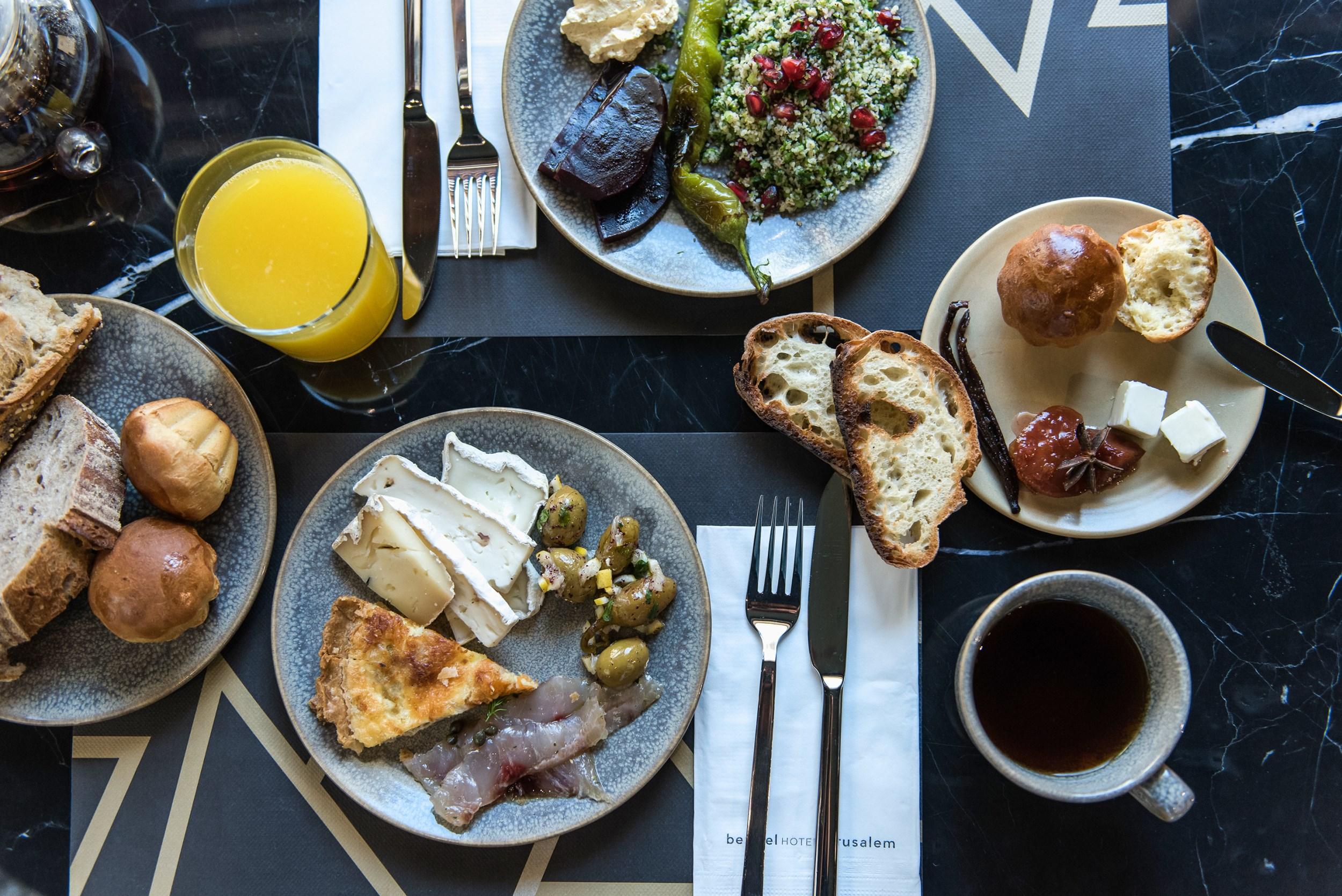 bezalel-breakfast