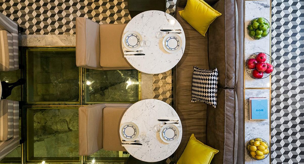 לובי מלון מלון מרקט האוס