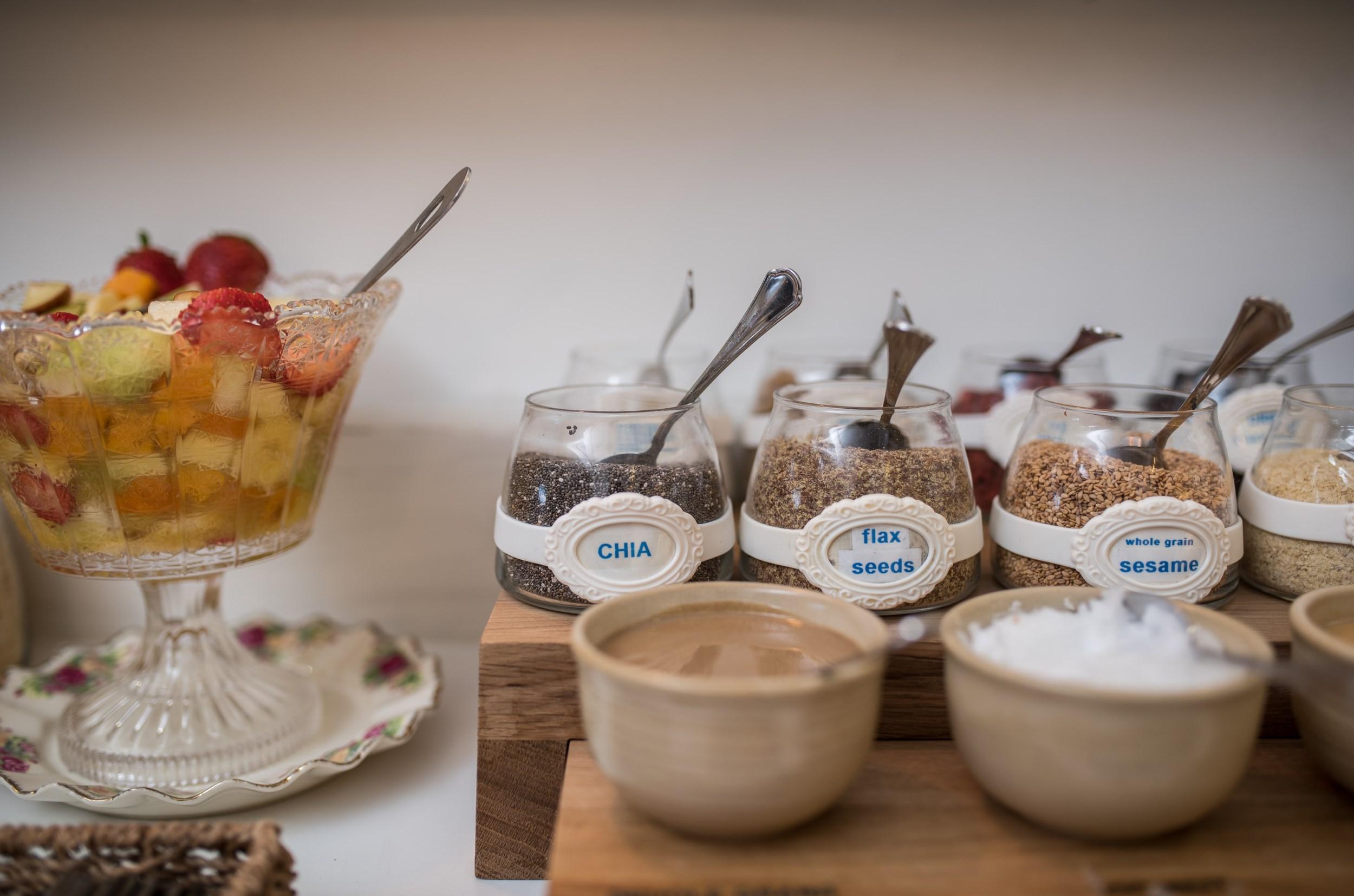 ארוחת בריאות מלון שלום תל-אביב