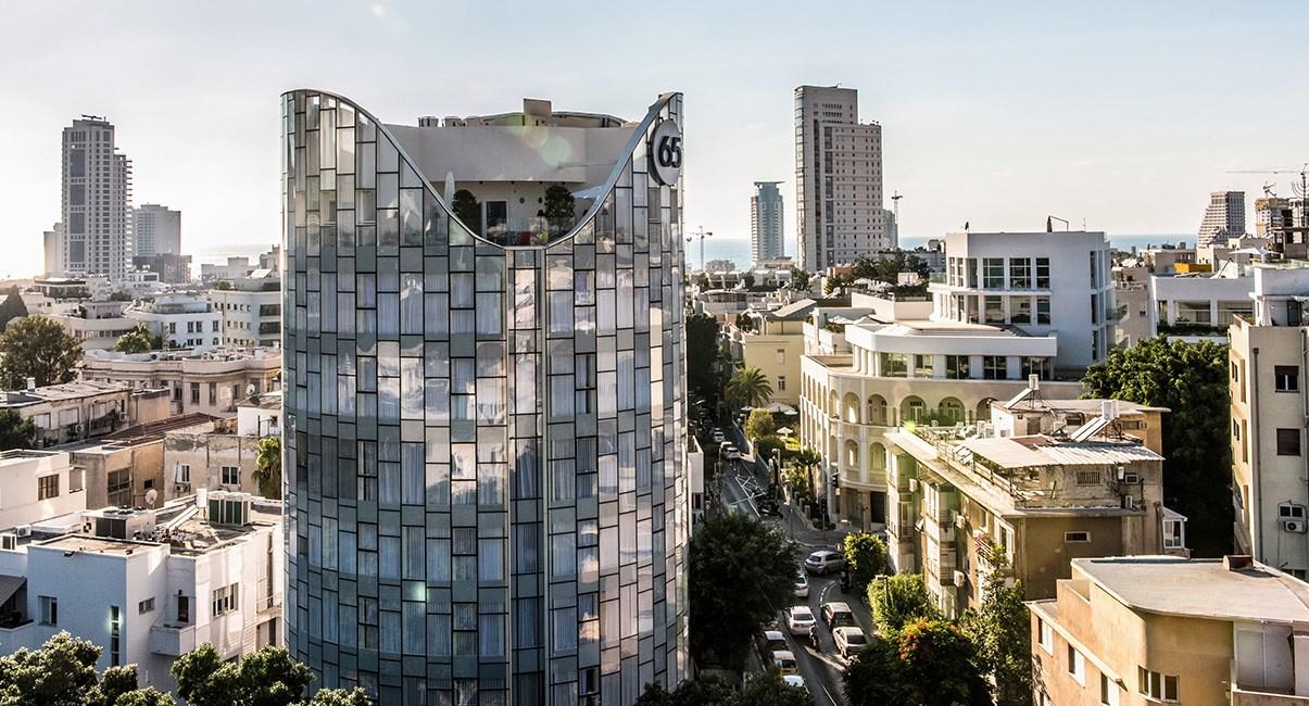 65 hotel building