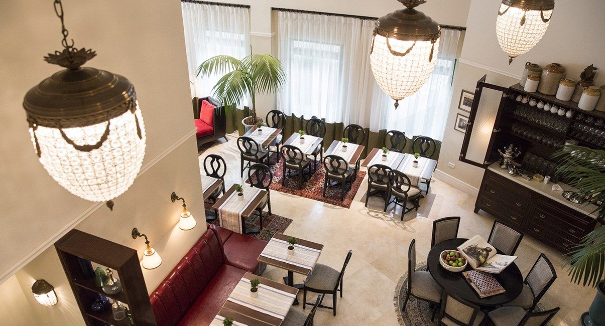 arthur hotel  jerusalem lobby