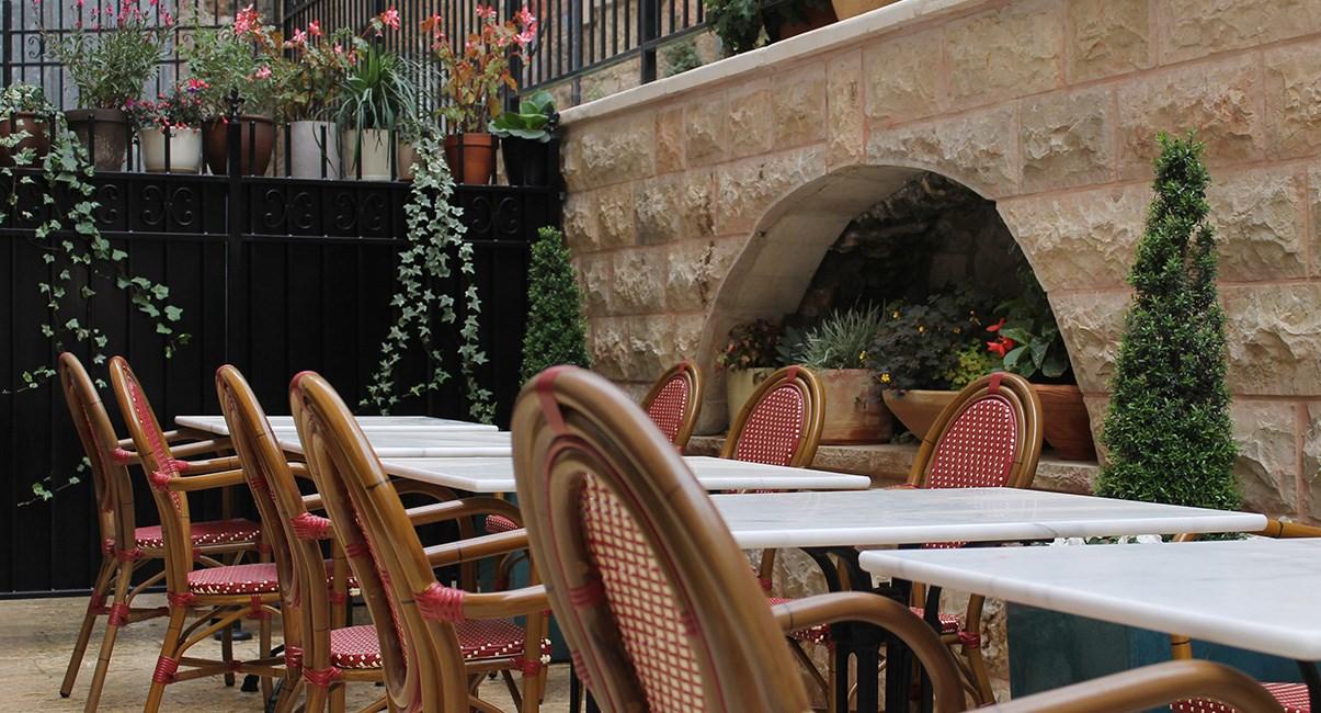 terrace arthur hotel jerusalem