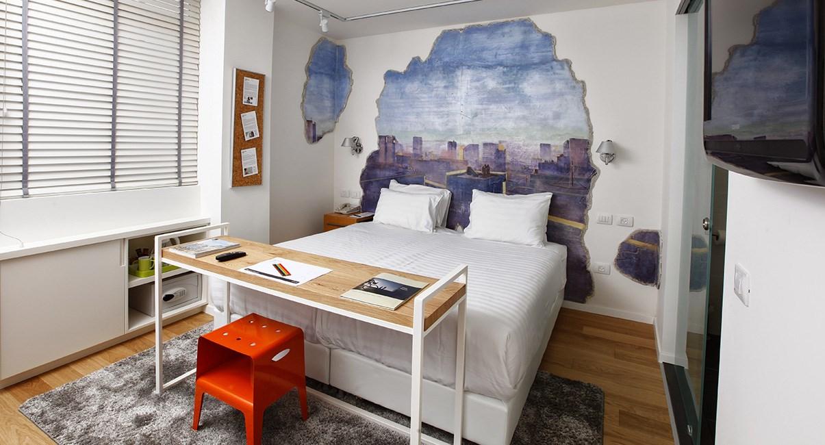 חדר אומנים מלון ארטפלוס תל-אביב