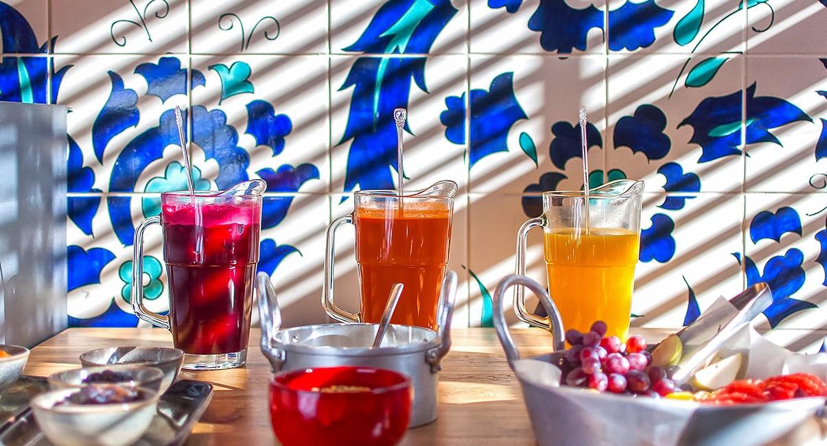 ארוחת בוקר מלון בצלאל ירושלים