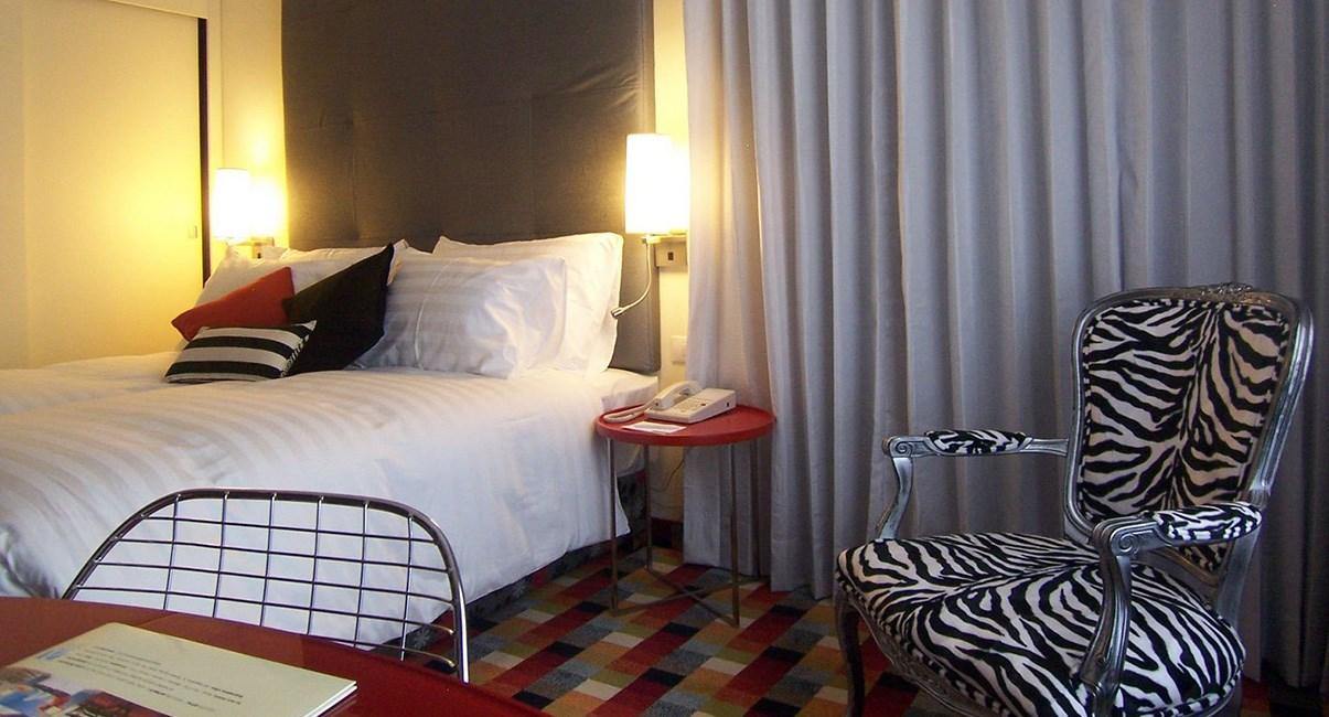 harmony hotel room