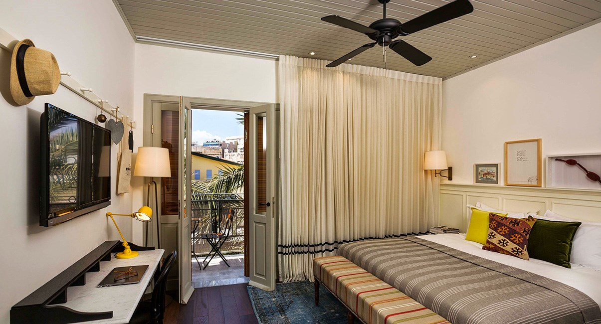 room market house hotel tel aviv