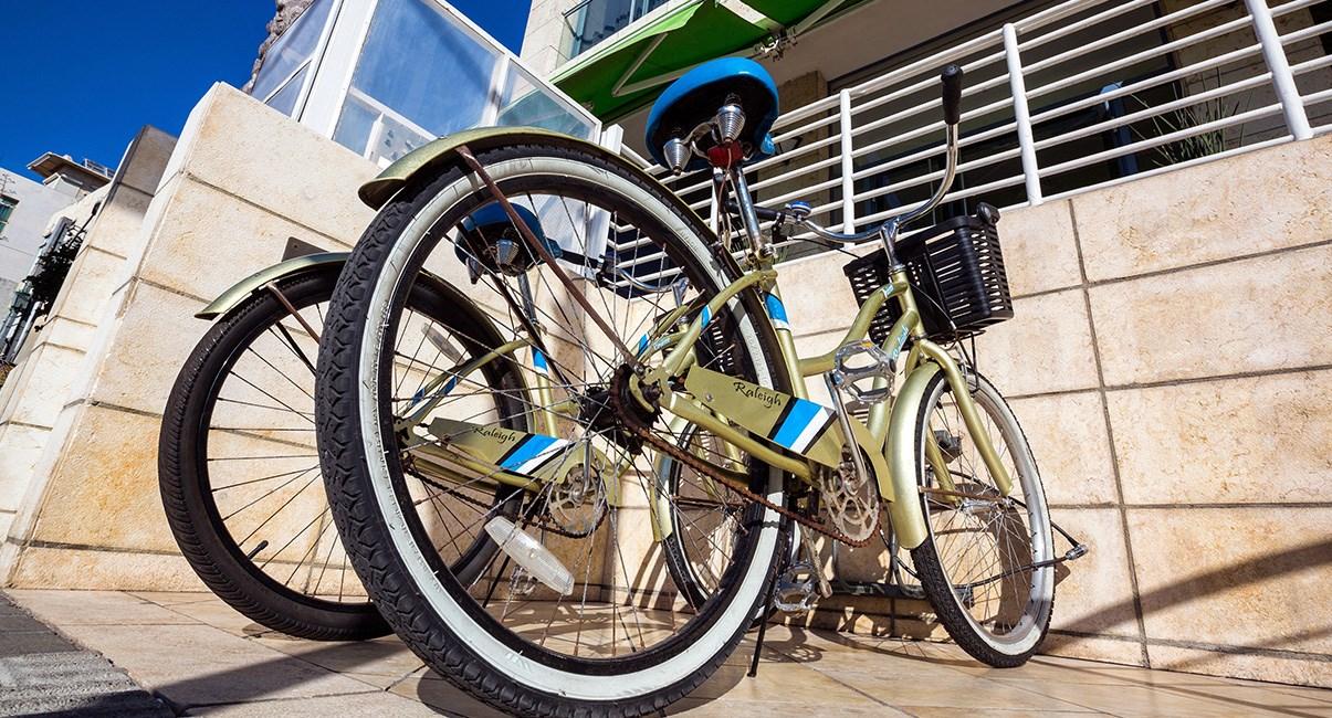free bikes melody hotel