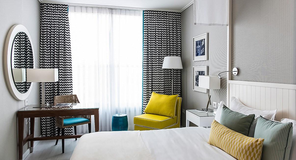 חדר מלון מלודי תל-אביב