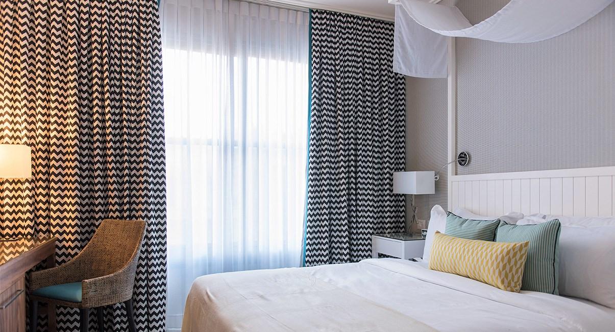 חדר זוגי מלון מלודי תל-אביב
