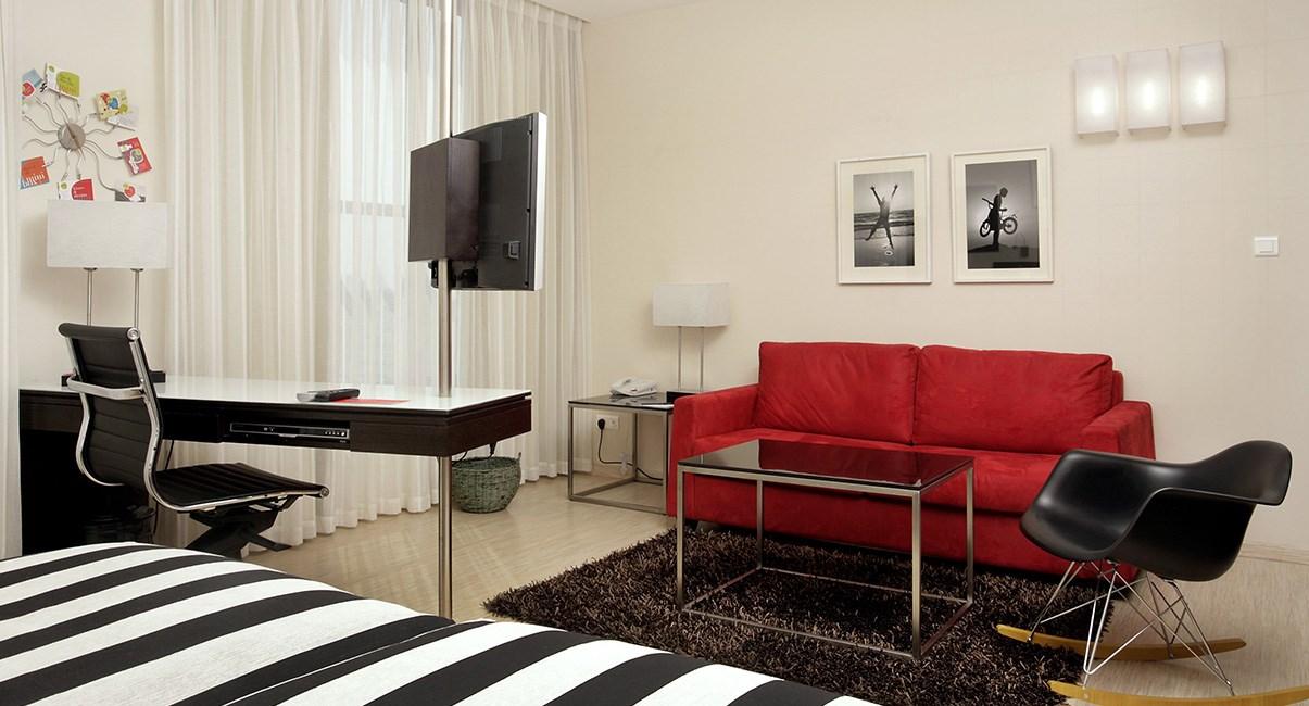 room at melody hotel