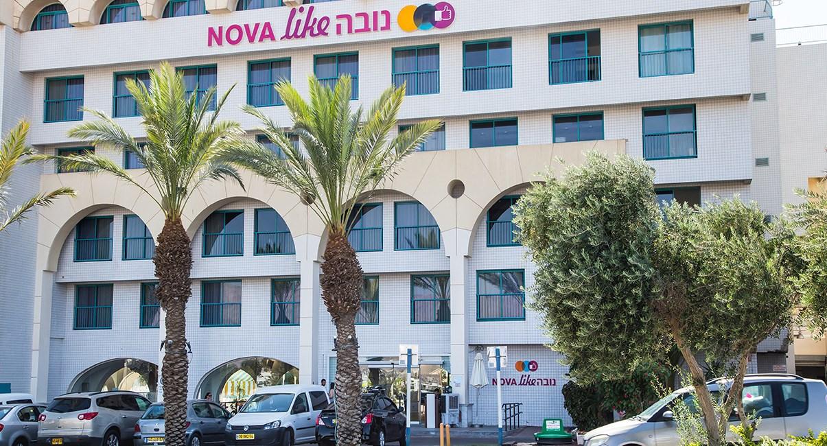 building nova like hotel eilat