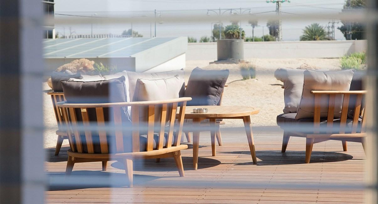 terrace sadot hotel