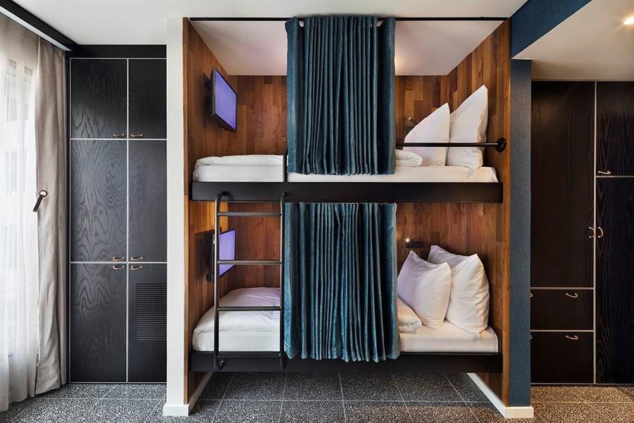 Roomy Bunkbeds
